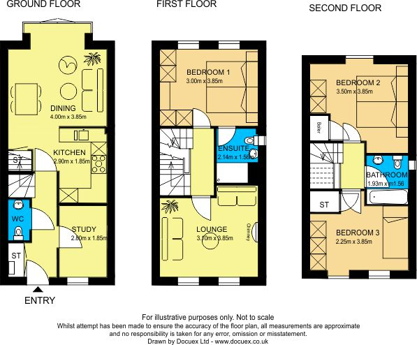 Digital Floor Plans